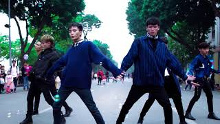 [KPOP IN PUBLIC CHALLENGE] INFINITE ( 인피니트 ) - Tell Me DANCE COVER by F.Ever from Vietnam