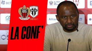 VIDEO: La conférence avant Nice - Angers