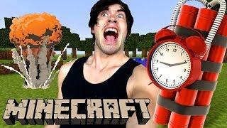 SOY EL REY DE LAS BOMBAS | Minecraft: Bomberman - JuegaGerman