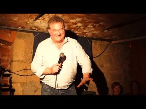 Ariel Bergmann - So you want to be American? - Bright Club Dundee #6
