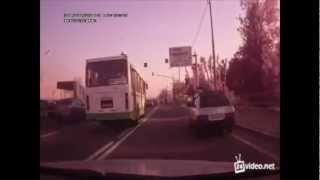 Подборка ДТП / Лето 2012 / Часть 12 - Car Crash Compilation - Part 12