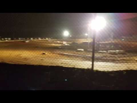 Street Stock Feature at Midway Speedway 06-30-2017