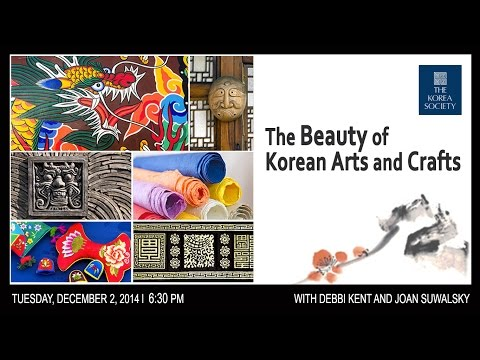 Gallery Talks: The Beauty of Korean Arts and Crafts