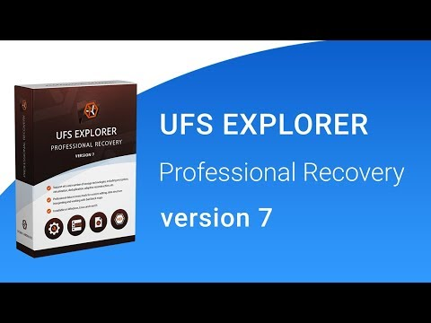 UFS Explorer Professional Recovery Alternatives and Similar Software