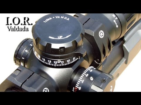 Insider info on IOR Valdada TACTICAL Scopes - Professional Opinion - Rex Reviews
