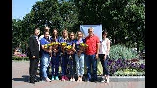 Украинские легкоатлеты вернулись с молодежного чемпионата Европы