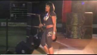 Destra Live In Guyana At Beach A Rama - Chutney