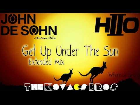 John De Sohn feat. Andreas Moe - Under the Sun (The Kovacs Brothers Extended Mashup Remix)