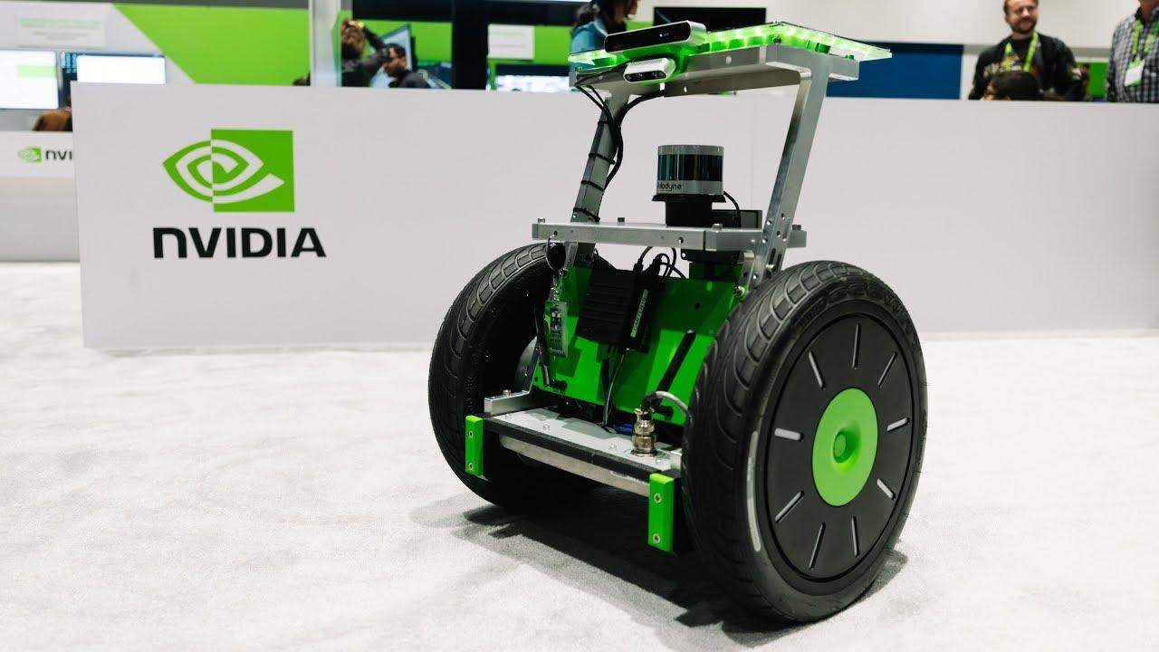 Robotics in Action at GTC 2019