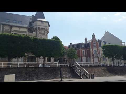 La ville verte/ The green city - Vichy, France