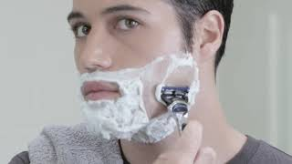 About Gillette Razor Technology | Razor Handle, Blade & Cartridge Features