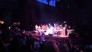 Andy grammer at red rocks 9-19-12 fine by me