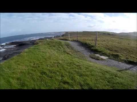 ARSE Cliff Biking   Cliffs of Moher