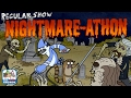 Regular Show: NIGHTMARE-ATHON - Get A Gold Medal In Zombie Killing (Cartoon Network Games)