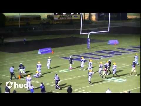 2015 Chris MIller RB/ATH Highlights (HIRAM HIGH SCHOOL- Ga)