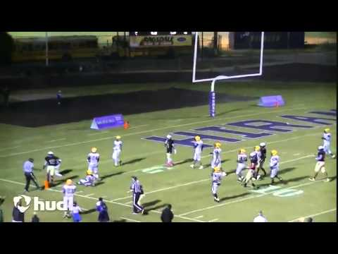 2015 Chris MIller RB/ATH Highlights (HIRAM HIGH SCHOOL- Ga)