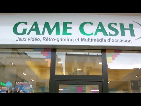 """Rocky vous fait découvrir le  magasin """"Game Cash """" de Tours"""