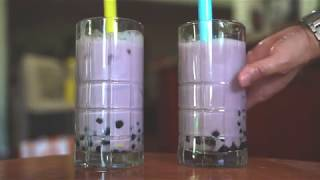 Taro Bubble Tea Recipe | It's Time to Eat Again