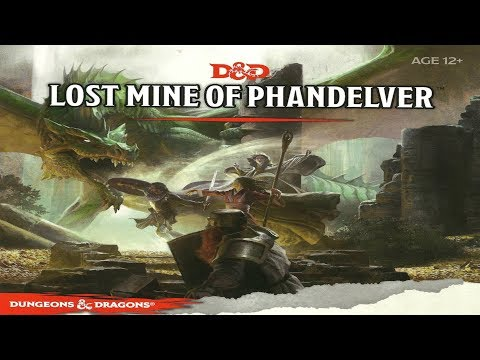 Dungeons And Dragons: Lost Mine Of Phandelver | To The Town Of Phandalin!