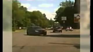 В Днепропетровске милицейская машина сбила мотоцикл(Видео новости Украины на http://www.gidvideo.com/home/news/, 2013-05-31T18:08:00.000Z)