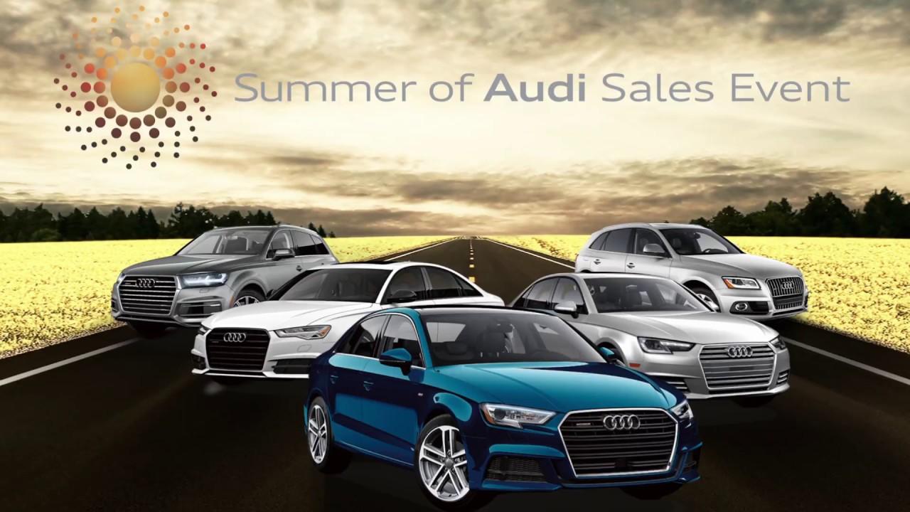 Summer Of Audi A And A Audi Sarasota YouTube - Audi sarasota
