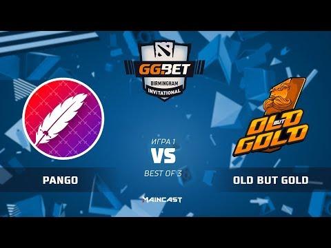 Pango vs Old But Gold - GG Bet Birmingham Invitational - g1