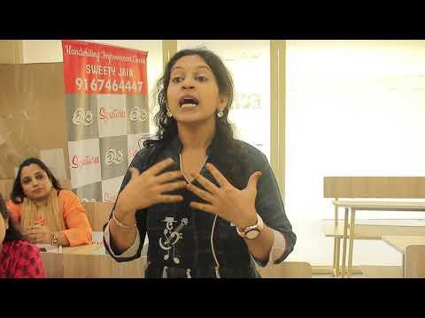 Handwriting Improvement Teachers Training Workshop| Echelon Academy Event|Feedback|Neha Agrawal|Bhy