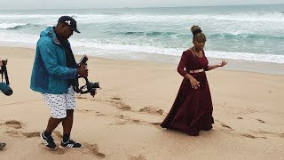 Prince Kaybee - Fetch Your Life ft. Msaki Behind the Scenes
