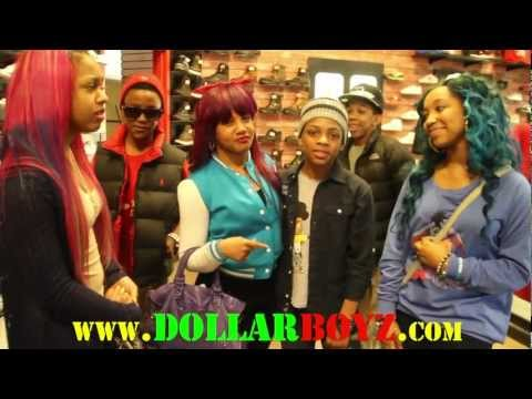 @HOLLAATWOODY Young&Paid 14th Birthday Party (OMG GIRLZ)