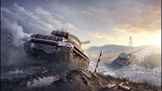 WoT Blitz - Легкие и средние танки рвутся в бой- World of Tanks Blitz (WoTB)