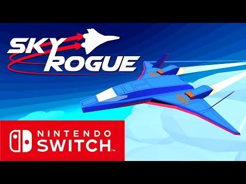 Sky Rogue - Switch Trailer