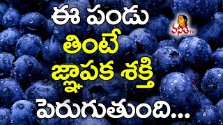 Health Benefits Of Blueberries || Blueberries Uses || Health & Beauty Tips || Vanitha TV