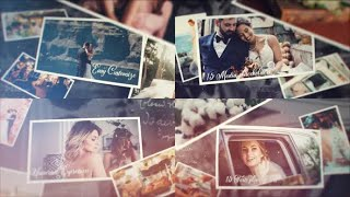 Cinematic Wedding Story ★ After Effects Template ★ AE Templates