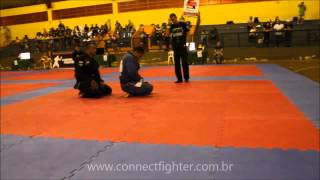 Pedro Moura vs Gilmar Silva   Centro Oeste de Jiu Jitsu   LJJB Connect Fighter