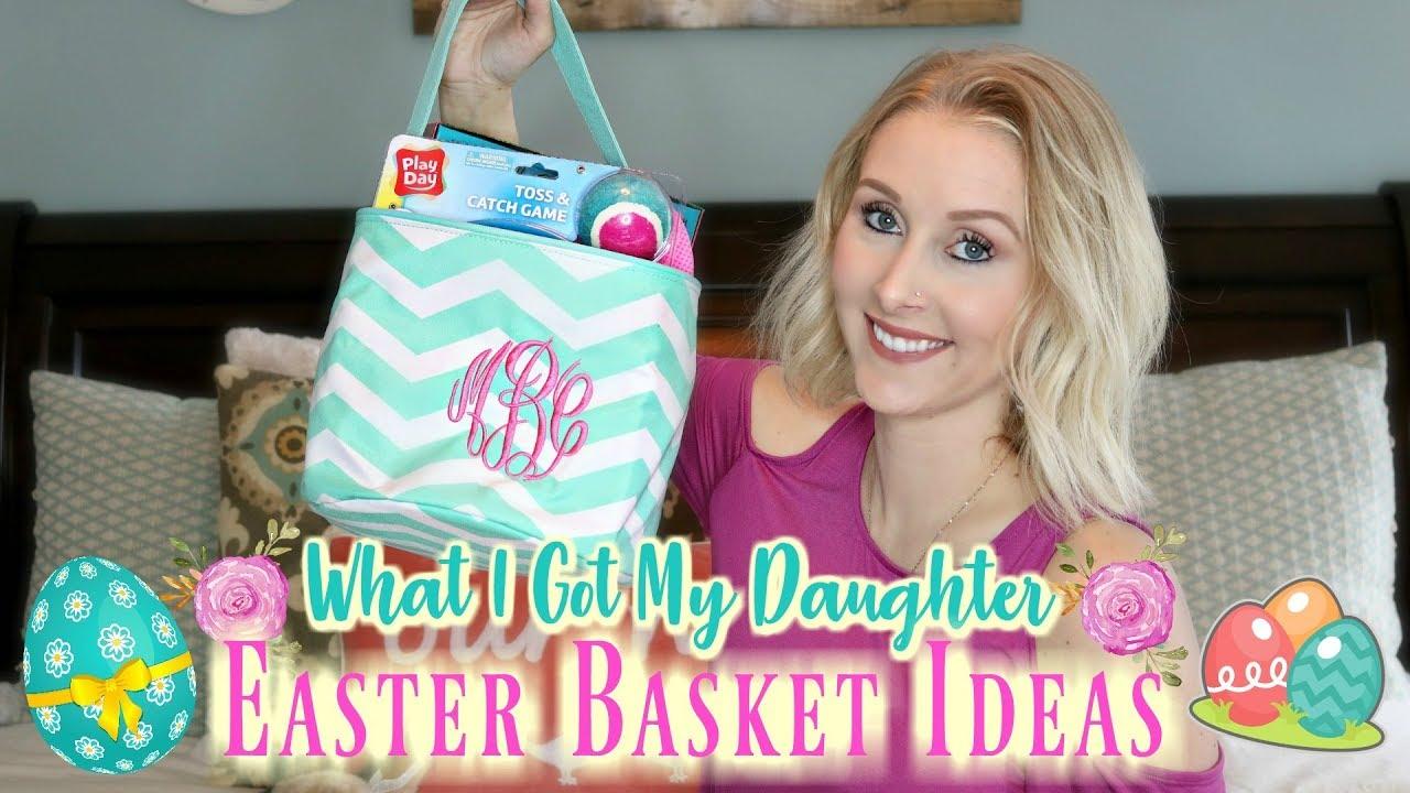 Easter Basket Ideas For Older Kids 2018 Walmart Haul Youtube