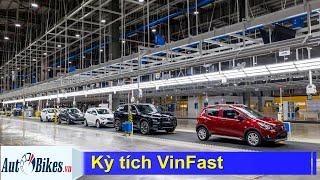 Kỳ tích 650 ngày của nhà máy ô tô VinFast