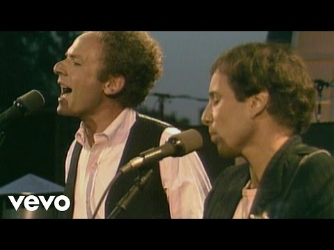 Simon & Garfunkel - Homeward Bound (from The Concert in Central Park)
