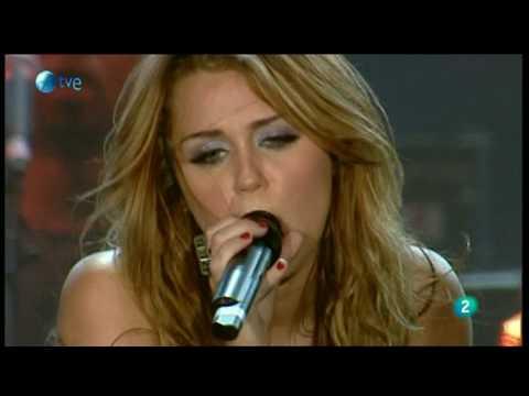 Miley Cyrus: Full circle - Rock in Rio Madrid 2010: 6 de Junio mp3
