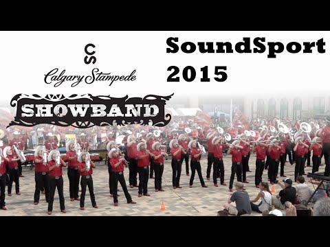 SoundSport 2015 - Calgary Stampede Showband