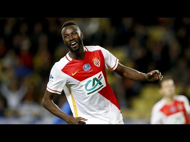 Lacina Traore -  Goals  - AS Monaco - FC Everton (2014-2016)