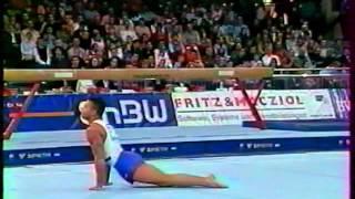 Jeffrey WAMMES (NED) floor - 2005 DTB Cup EF