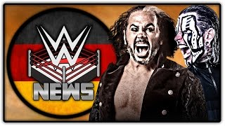 Jeff & Matt Hardy bei WrestleMania? Große Stable-Fehde nach WM? (Wrestling News Deutsch/German)(Wrestling News Deutschland 2016 - WND-Team: Jonathan: https://www.youtube.com/user/PerkkiXWWE Tobi: https://tobitextet.wordpress.com/ Quellen: ..., 2017-02-27T18:56:21.000Z)