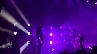 White Lies - Don't Want to Feel It All (Plaza Condesa), 15/5/2019
