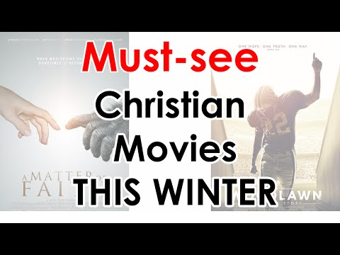 5 Must See Christian Movies This Winter 20152016