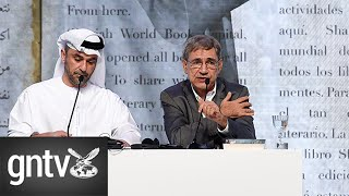 Nobel laureate Orhan Pamuk on the difficulty of telling the truth