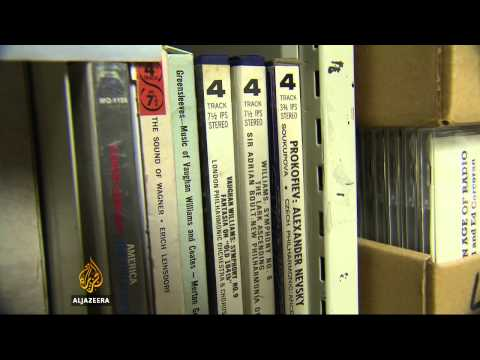 US aims to save historic audio recordings