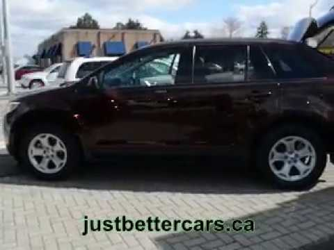 2012 Ford Edge SEL FWD CBA35089 for SALE in Windsor, ON, N8W 3S2