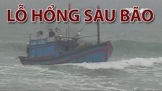 (VTC14)_Phòng chống thiên tai nhìn từ thảm họa Chanchu