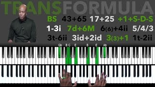 INSTANTLY Play Modern Chords and Transitions!!! TransFormula System