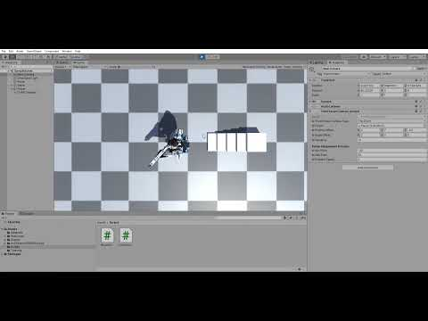 Third-Person Camera Control in Unity